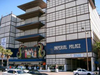 harrahs imperial palace las vegas