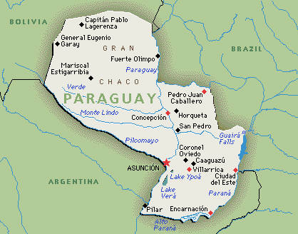 image of paraguay
