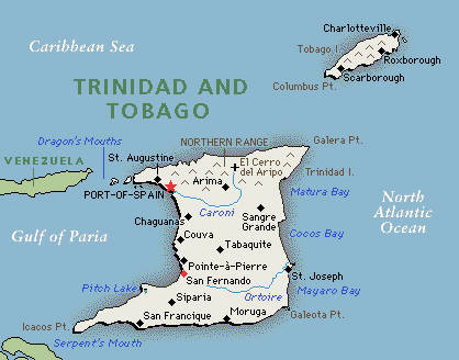 places in trinidad with african names